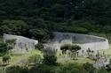 انقاض حجرية لمدينة في جنوب أفريقيا