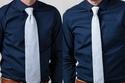 ربطة العنق الرفيعة أنسب من العريضة