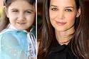 ابنة الفنانة نانسي عجرم تبدو وكأنها ابنة الممثلة كايتي هولمز