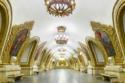 صور لا تصدق لمحطات مترو الأنفاق في روسيا