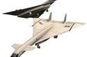 طائرة فالكيري XB-70 هي قاذفة قنابل أمريكية استراتيجية سرعتها تفوق الصوت بثلاث مرات وتستطيع الطيران على ارتفاع أعلى من 21 كم لتتمكن من تجنب الصواريخ الأرضية
