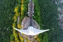 تمثال المسيح في مدينة ريو دي جانيرو البرازيلية
