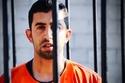 الشهيد الطيار الأردني معاذ الكساسبة الذي أحرقه تنظيم داعش الأرهابي حياً.