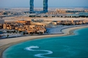 شاطئ كتار في قطر