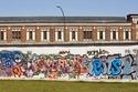 النصب التذكاري لسور برلين ونقطة تفتيش تشارلي