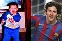 صور أشهر نجوم كرة القدم في طفولتهم