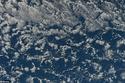 شاهد: صور مبهرة للسحاب التقطها رائد فضاء من الأعلى