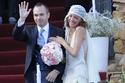 زفاف أندريس إنيستا وآنا