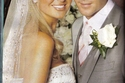 زفاف ستيفن جيرارد وأليكس