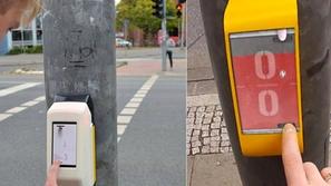 ألمانيا: وضع ألعاب تفاعلية على إشارات المرور لحماية المارة