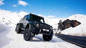 أكثر السيارات ملاءمةً لفصل الشتاء القارس