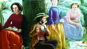 متحف يقدم لوحات ثلاثية الأبعاد يتحسس جمالها المكفوفون