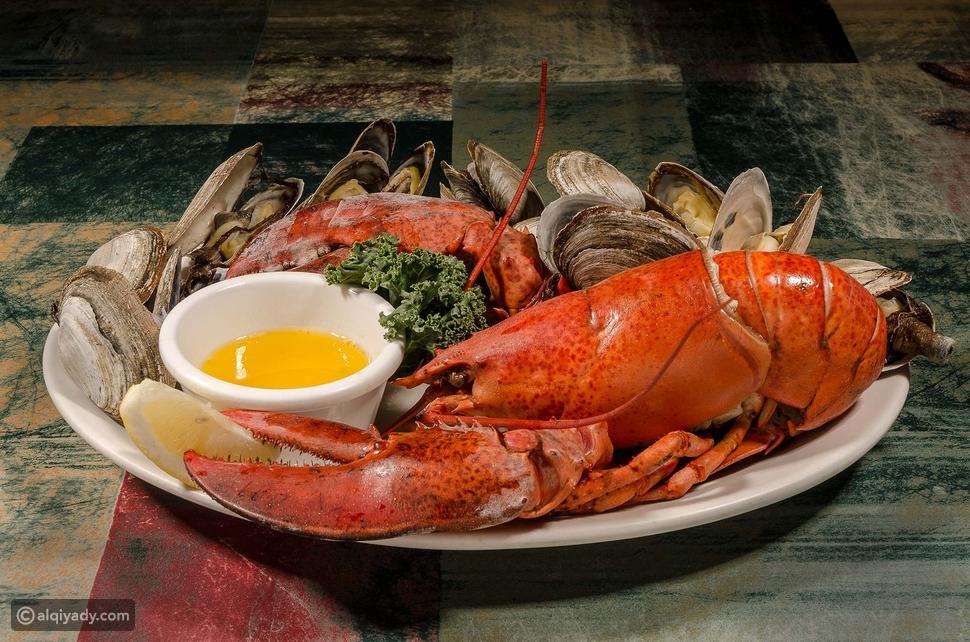 بالصور.. أبرز 5 أطعمة لا يجب عليك تناولها في المنزل