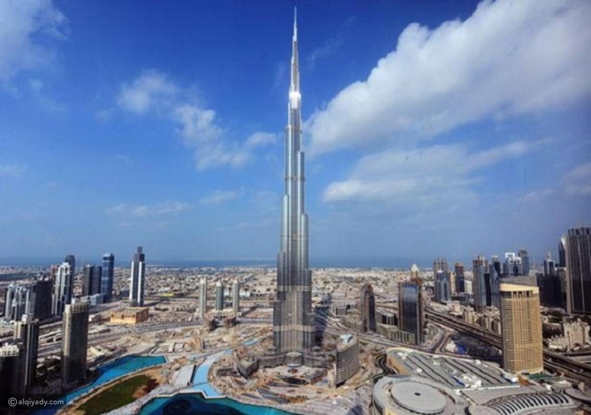 10 معلومات لا تعرفها عن برج خليفة القيادي