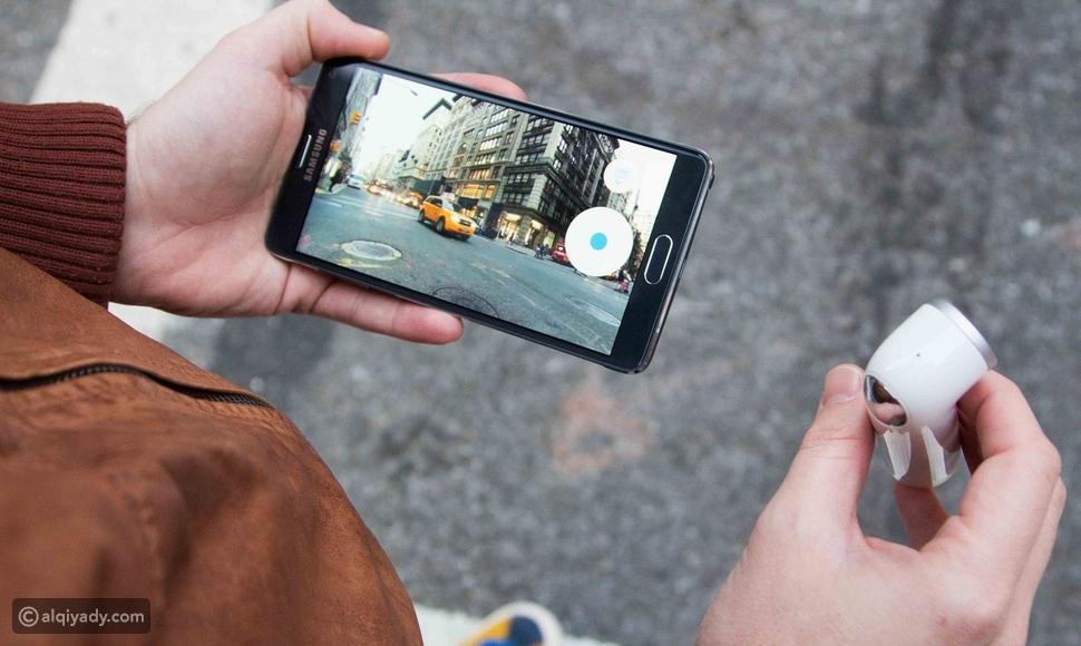 العرض التفصيلي لكاميرا إتش تي سي ري (HTC RE Camera)