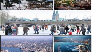 5 وجهات سفر للعائلة في الشتاء