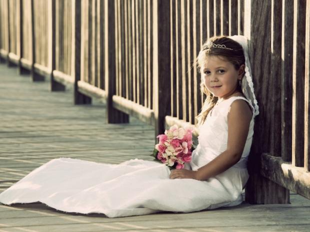 زواج طفلة عمرها 12 عام يهز محاكم السعودية
