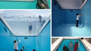 صور أغرب مسبح في العالم!