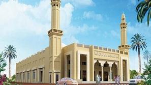 دبي تفتتح أول مسجد صديق للبيئة في العالم