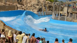 حدائق دبي المائية في قائمة أفضل 10 حدائق عالمية في العالم!