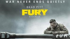 بالفيديو تفاصيل جديدة من فيلم براد بيت المنتظر Fury