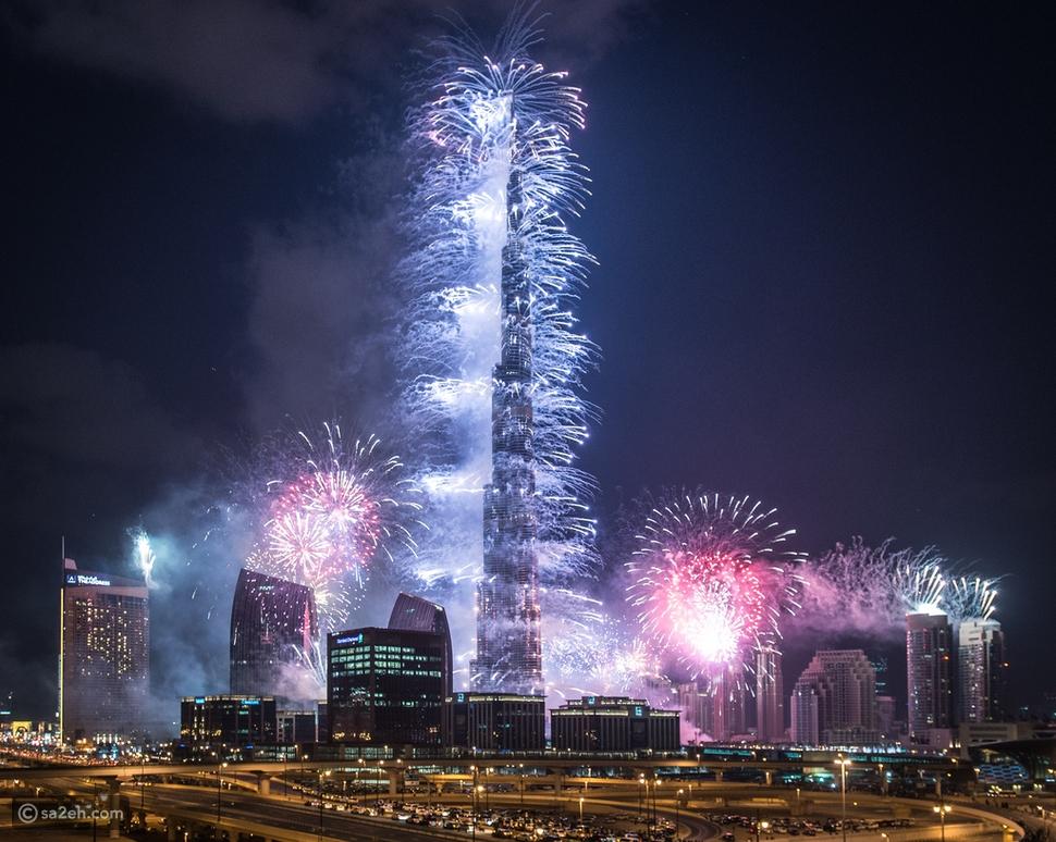 أفضل الأماكن للاحتفال برأس السنة