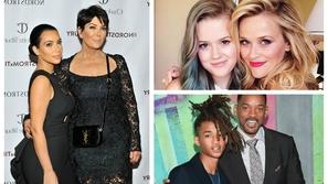 صور: نسخة طبق الأصل.. المشاهير وأبنائهم لن تتخيل درجة الشبه بينهم